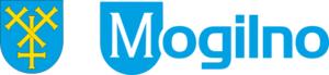 Herb Mogilna + nieoficjalne logo Mogilna